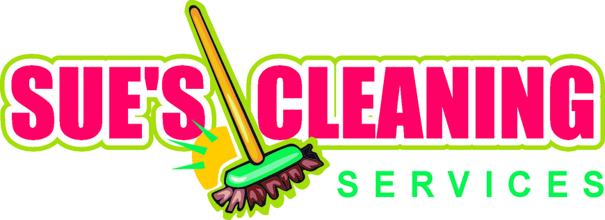 SUES CLEANING LOGO
