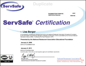Drink Certification Servsafe Alcohol Is 50mg Of Adderall